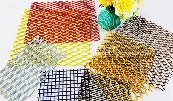 What Is Expanded Metal Mesh?