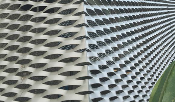 Do you know the application of aluminum mesh in life?