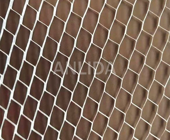 Expanded Metal Mesh for Plastering