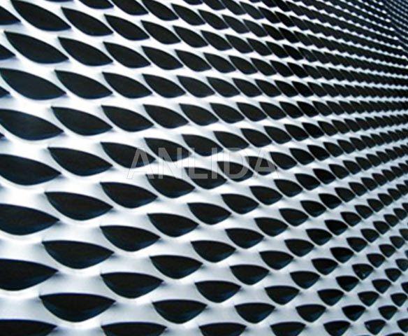 Wall Aluminum Mesh