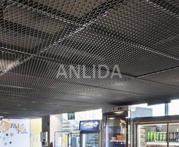 Ceiling Aluminum Mesh