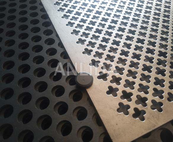 Custom Perforated Aluminum Sheet