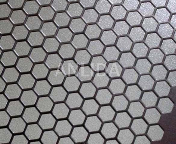 Honeycomb Perforated Sheet Metal
