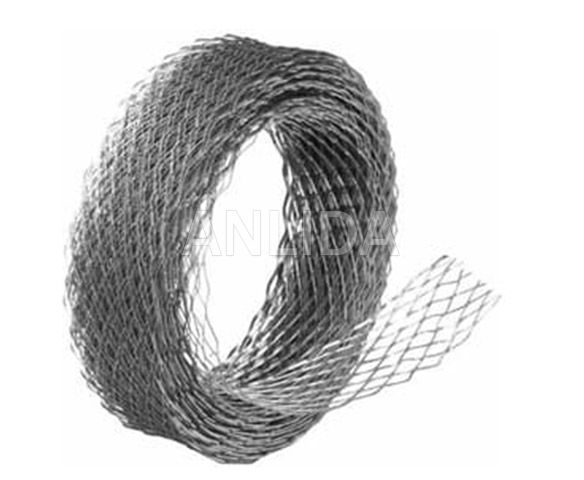 Expanded Metal Mesh for Rendering