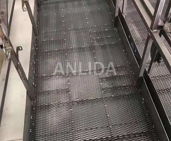 Architectural Expanded Metal Mesh